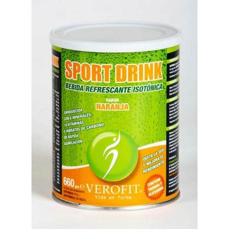 Sport Drink Naranja
