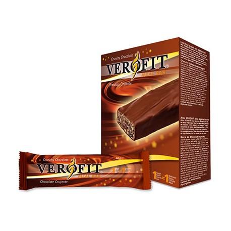 Crunchy Chocolate Energy Bar