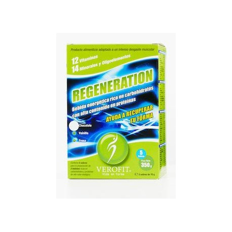 Regeneration Vanilla