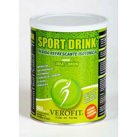Sport Drink Lima-Limón