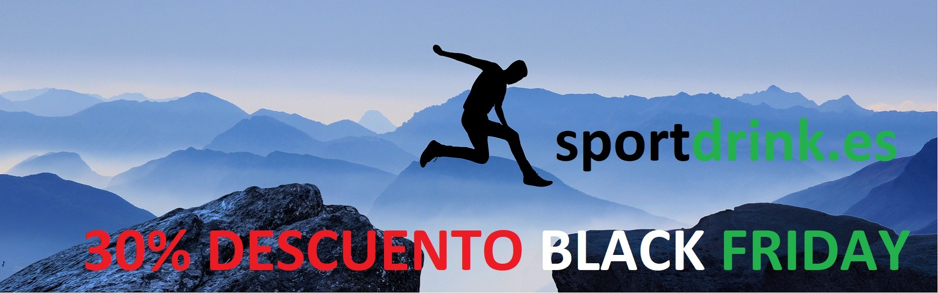 BLACK FRIDAY SPORTDRINK.ES